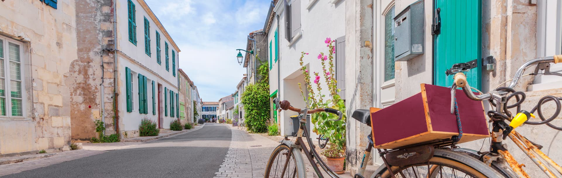 The most beautiful villages of Ile de Ré